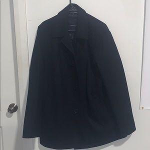 Very new overcoat